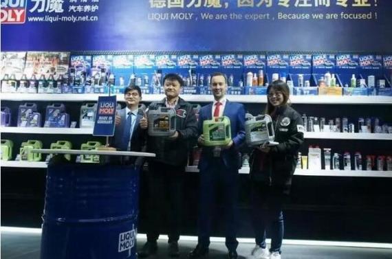 上海法兰克福汽配展 力魔发布5款新品